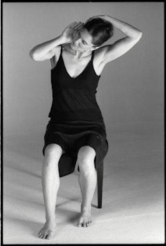 Juliette Mapp. Photo by Tim Mapp.