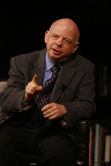 Wallace Shawn in The Fever. Courtesy of the New Group