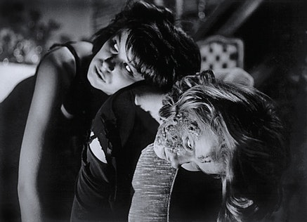 <i>Blood and Black Lace</i> (1964). Directed by Mario Bava.
