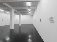 "View of Raoul De Keyser, ""To Walk,"" 2012. Photo: Jens Ziehe. Courtesy Galerie Barbara Weiss, Berlin."