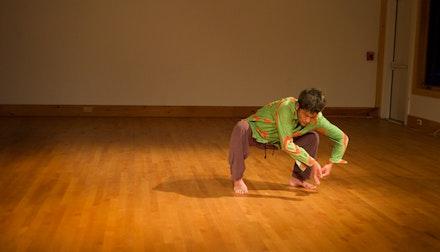 Kota Yamazaki in <i>IRUKA</i>. Courtesy Mount Tremper Arts