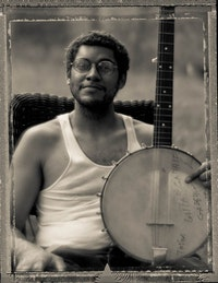 Dom Flemons. Photo: Tim Duffy.