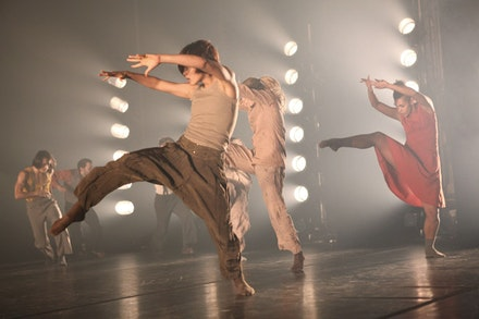 Hofesh Shechter Company in <i>Political Mother</i>. Photo Credit: Julieta Cervantes.