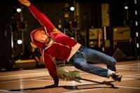Aaron Mattocks. Photo: Ian Douglas, Courtesy Danspace Project.