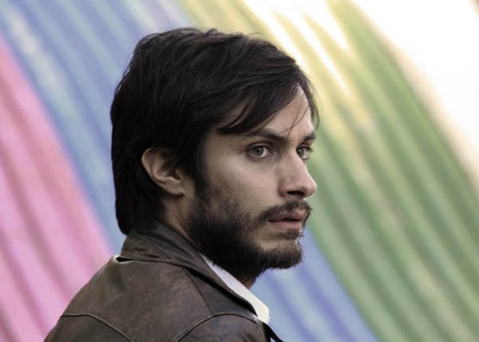 Gael Garcia Bernal in NO. Directed by Pablo Larraín.
