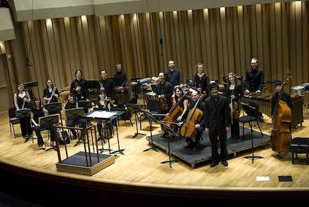 Argento Chamber Ensemble. Photo: Argento.