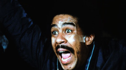Richard Pryor in <i>Wattstax</i>, directed by Mel Stuart.