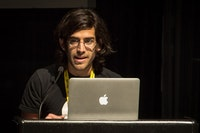 Aaron Swartz speaking at the Freedom to Connect conference, run by David Isenberg in Washington, D.C. area May 21 – 22, 2012.