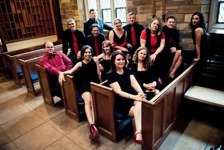 The Great Noise Ensemble. Photo: Kate Kress.