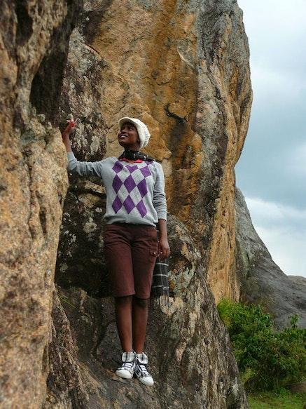 "Ngwatilo Mawiyoo – Election Report | ""Rift Valley, Kenya: View From The Village (Part Two)"" – KENYA. (c) Ngwatilo Mawiyoo, ""Chela Songok,"" 2012."