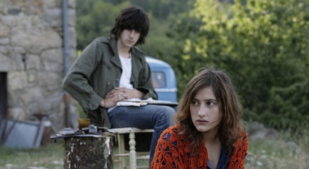 Olivier Assayas's <i>Something in the Air</i>. Photo courtesy of MK2. A Sundance Selects release.