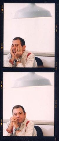 Portrait of Bill Bartman Courtesy of A.R.T.