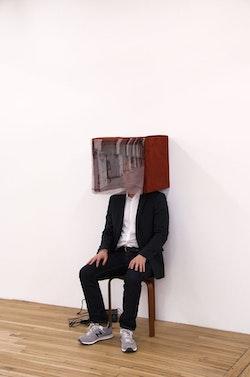 <p>&ldquo;Pied Piper Box,&rdquo; 2013. Courtesy of Murray Guy Gallery.</p>
