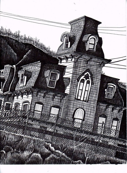 1. Inspiration for Nyack native Edward Hopper's 1925 painting <a href=