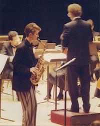 Jill Hamm, circa 1992.
