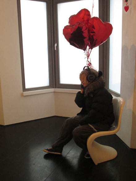 "Nikolai Schaefer, ""Love Song"" (2003-13). Photo courtesy of the Agency Gallery."