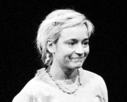 Portrait of Vera Ion in