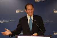 Eliot Spitzer. Courtesy of the Center for American Progress.