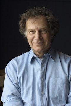 <i>Portrait of Michael Brenson by WIlliam Lamson</i>