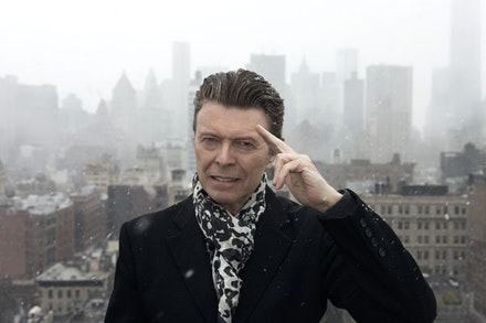 David Bowie. Photo by Jimmy King.