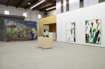 Installation view. Courtesy of the Journal Gallery.
