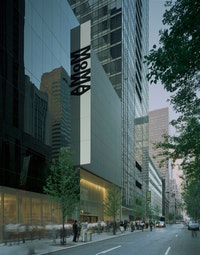 MoMA 53rd Street entrance © 2007 Timothy Hursley