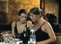 Fancy French mutual masturbation.  Courtesy, IFC Films
