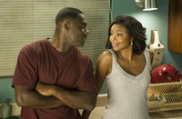 In <i>Daddy's Little Girls</i>, Idris Elba helps Gabrielle Union feel like a natural woman. Photo by Alfeo Dixon, (c) Lionsgate.