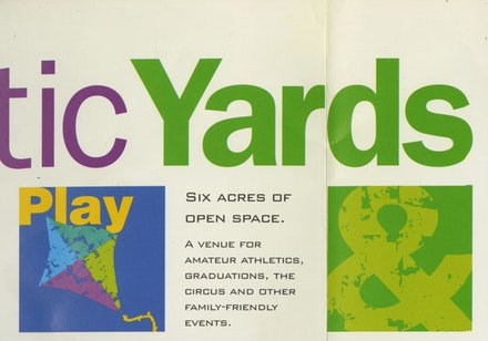 An excerpt from a 2004 Atlantic Yards promotional flier.