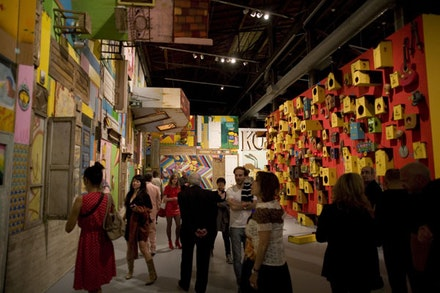 Art in the Streets at The Geffen Contemporary at MOCA, photo by Gregory Bojorquez