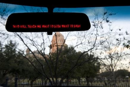 """""""Failed States"""" 2012. Mixed Media Installation."""