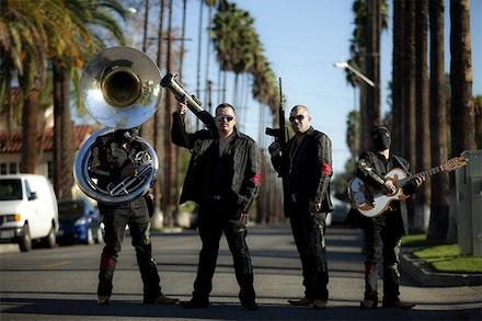 Juarez Narcos in Shaul Schwarz's <i>NARCO CULTURA.</i> Photo Credit: Shaul Schwarz  Courtesy of: Cinedigm.
