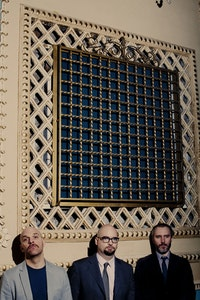The Bad Plus. Photograph by Cameron Wittig.