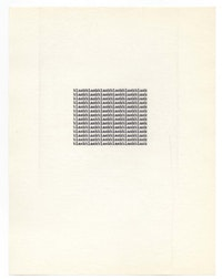 <br /> Carl Andre, 1963. Image courtesy the artist.