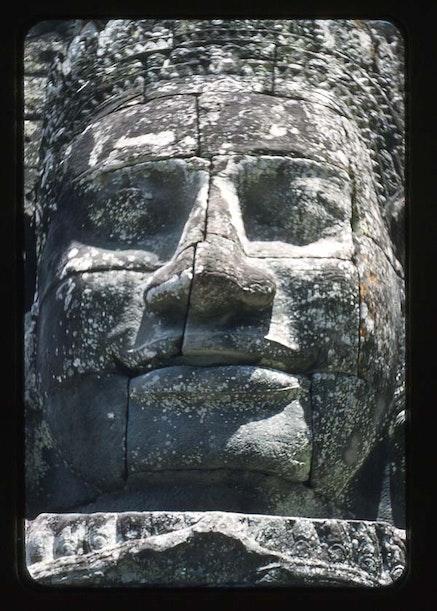 Photos of Angkor Wat by Ad Reinhardt, 1958. Courtesy the Ad Reinhardt Foundation.