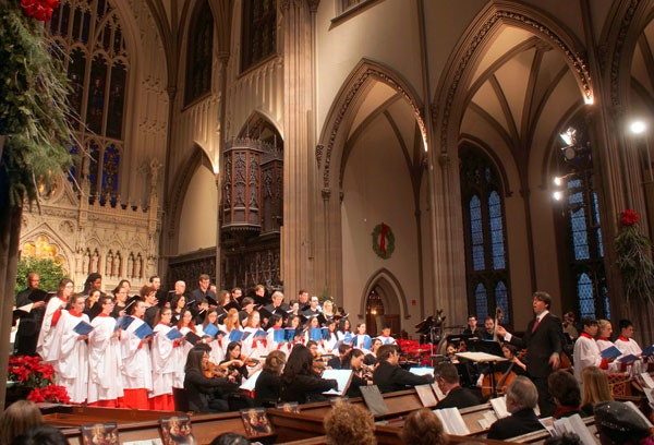 ALL MUSIC IS CHURCH Choral Music In New York – The Brooklyn Rail