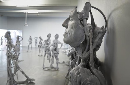 """The Venetians,"" (2013). Courtesy New Museum, New York. Photo: Benoit Pailley."