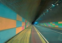 Jorrit Tornquist, Tito Speri Tunnel, Brescia.