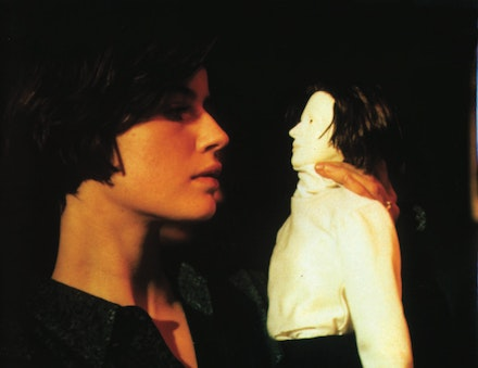Irene Jacob as Veronique in the <em>Double Life of Veronique</em>, available at criterion.com. Image courtesy of the Criterion Collection.