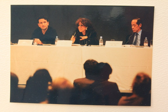 Congress in Macao, 1995, panel in Hong Kong.