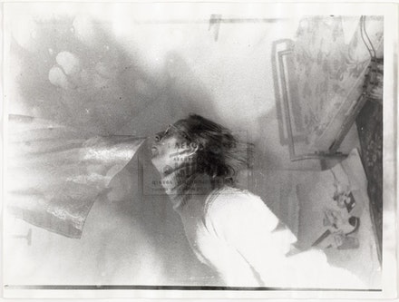 "Sigmar Polke, ""Untitled,"" c. 1975. Gelatin silver print 7 1/16 × 9 7/16˝. The Museum of Modern Art, New York. Acquired through the generosity of Edgar Wachenheim III and Ronald S. Lauder. © 2014 Estate of Sigmar Polke/ Artists Rights Society (ARS), New York / VG Bild-Kunst, Bonn."