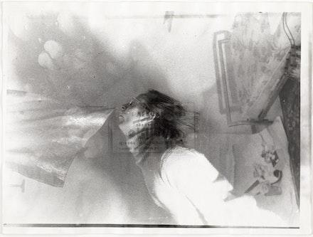 "Sigmar Polke, ""Untitled,"" c. 1975. Gelatin silver print 7 1/16 × 9 7/16˝. The Museum of Modern Art, New York. Acquired through the generosity of Edgar Wachenheim III and Ronald S. Lauder. ©2014 Estate of Sigmar Polke/ Artists Rights Society (ARS), New York / VG Bild-Kunst, Bonn."