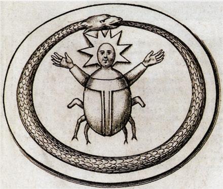 Johannes Macarius, Abraxas en Apistopistus, Antwerp, 1657.