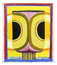 "Clint Jukkala, ""Elevation,"" 2013 oil on canvas, 14 × 12 ̋ Courtesy BravinLee programs."