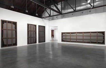 Installation view of Electric Bathing. Courtesy of Andrea Rosen Gallery and the artist.
