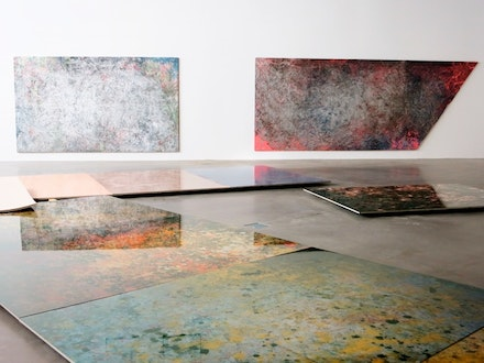 Installation view. Copyright: Adrian Schiess and FRAC Provence Alpes Cote d'Azur, Marseille.