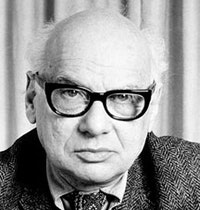 Photograph of Milton Babbitt courtesy of G. Schirmer, Inc and Associated Music Publishers.