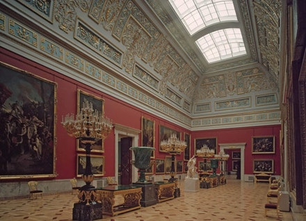 Italian Room. © The State Hermitage Museum, 2014. Photos by Eugene Sinayaver.