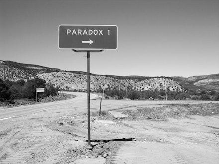 "Eve Andrée Laramée, ""Paradox Valley,"" 2010, photograph. Courtesy the artist."