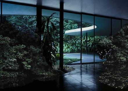 """Caio Reisewitz, """"Casa Canoas,"""" 2013. Courtesy Luciana Brito Galeria, São Paulo. © Caio Reisewitz."""